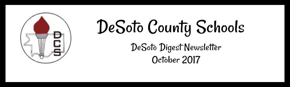 DeSoto Digest Newsletter