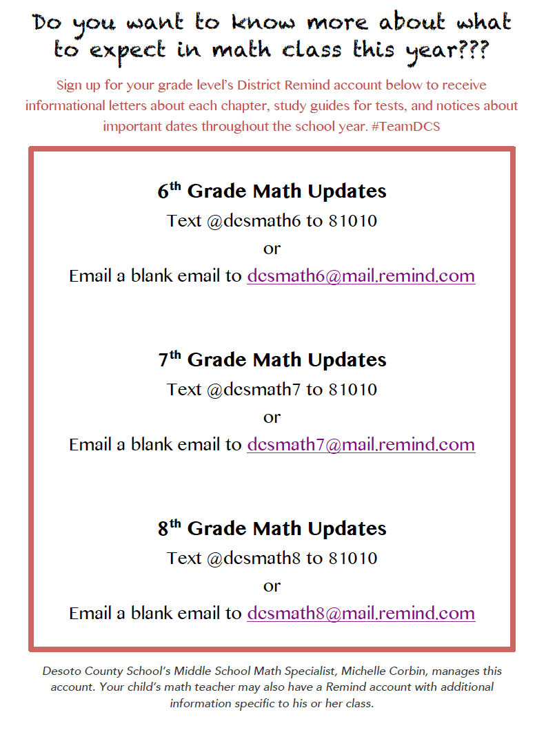 welcome to desoto csd does your child need help in math click welcome to desoto csd does your child need help in math click here for help