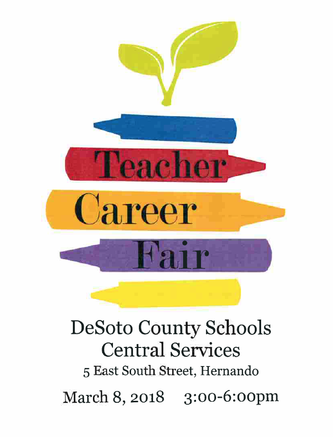 Teacher Career Fair 2018
