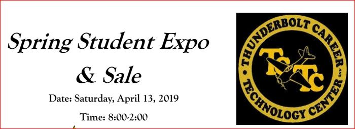 Spring Student Expo 2019