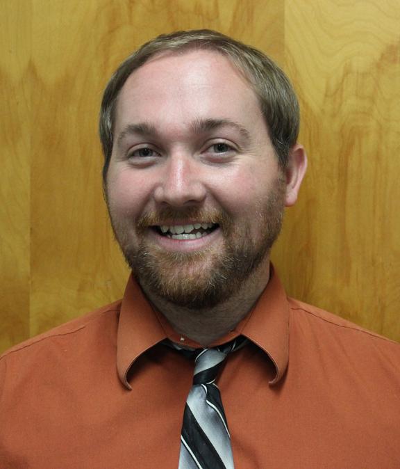 Mr. Roberts - Principal - 7th/8th Grade