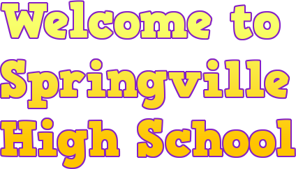 Welcome to Springville High image
