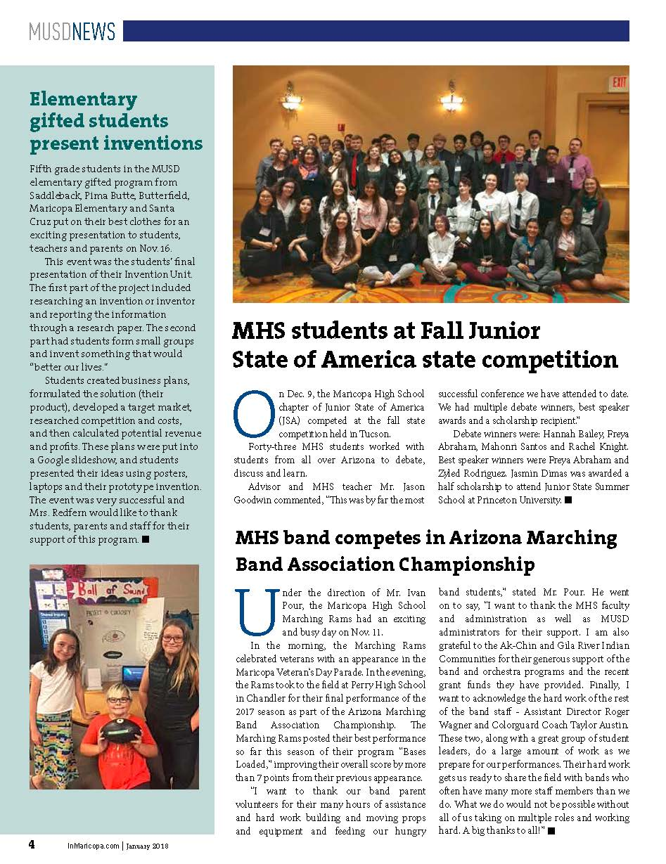 MUSD Jan Newsletter 2