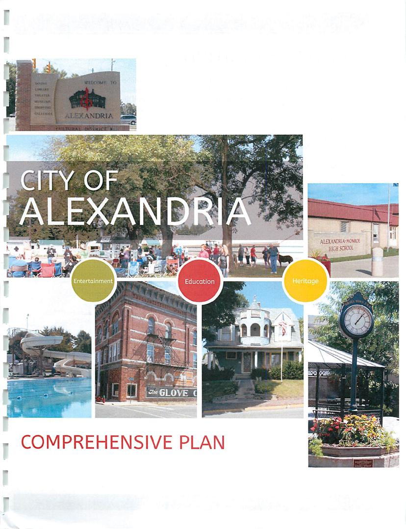 Comp Plan Cover