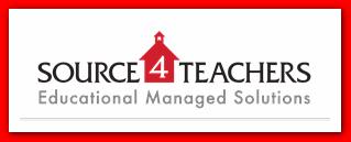 Source4Teachers substitute program