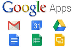 Google Apps login for NMPS