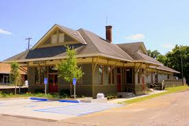 Evergreen's Train Depot