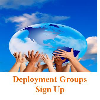 Deployment Group Sign Up