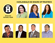 HARLANDALE ISD BOARD OF TRUSTEES