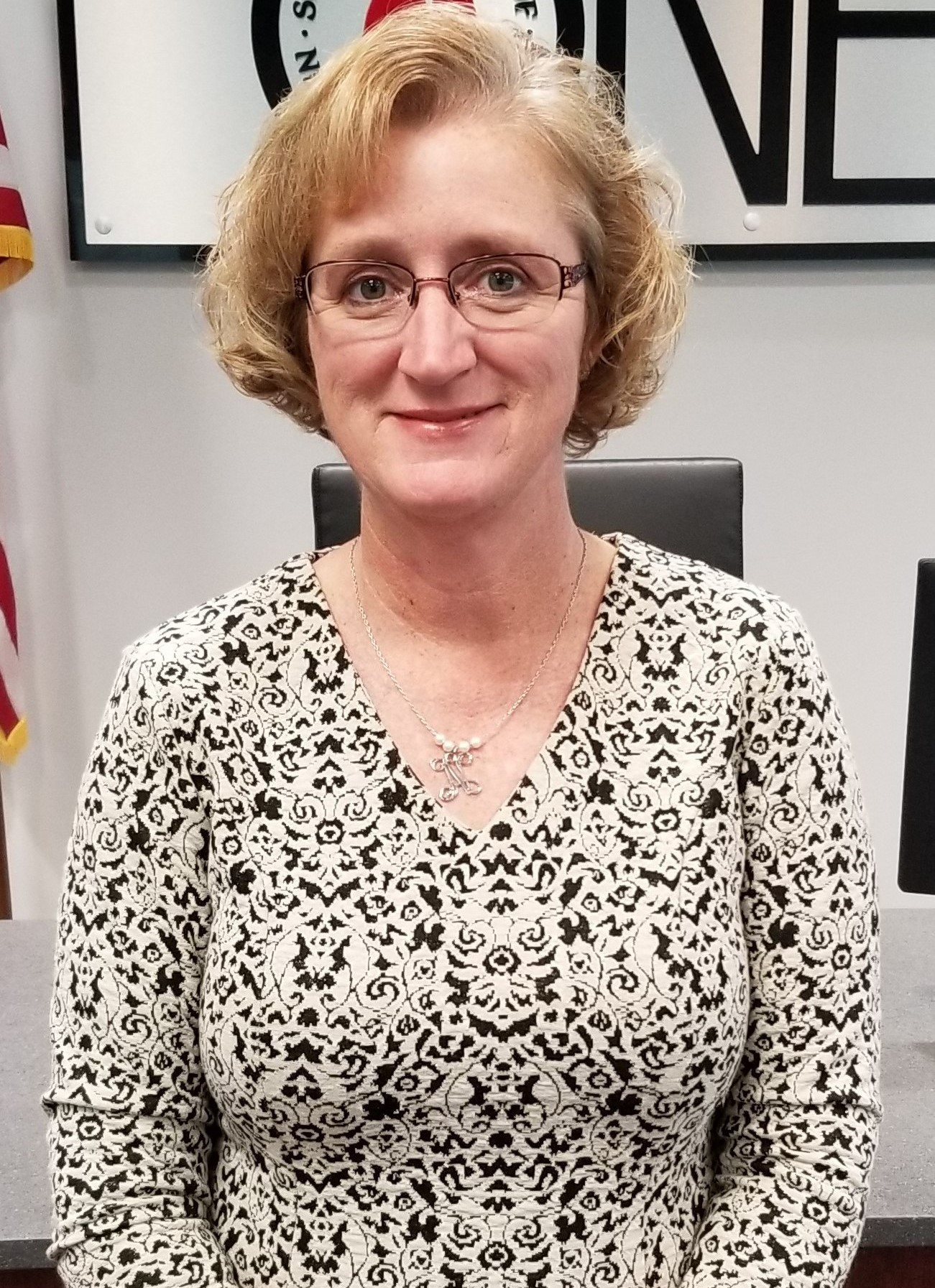 Assistant to the Superintendent Nancy Alford