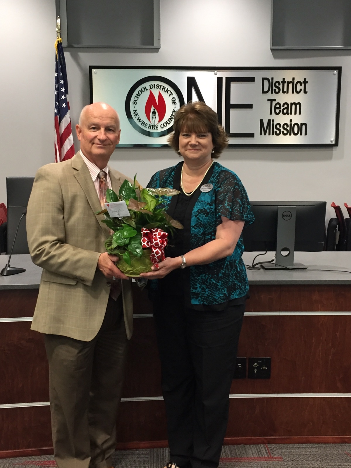 district office support staff of the year