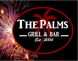palms bar and grill logo