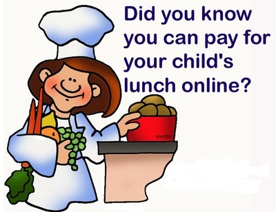 Online Lunch Payment Info