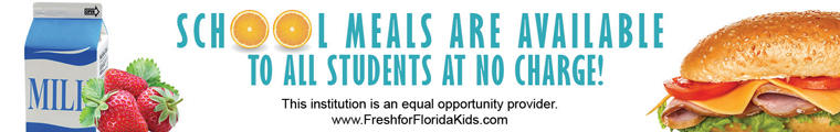 School Meals are Available at No Charge