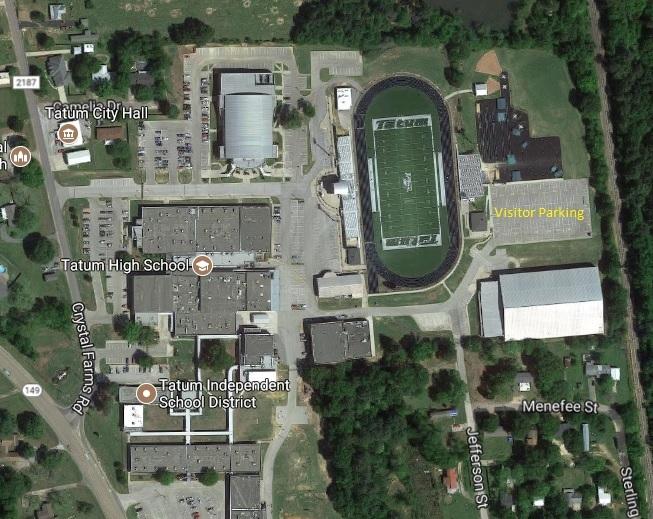 Tatum ISD Aerial View