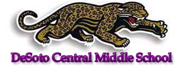 DeSoto Central Middle School jaguar