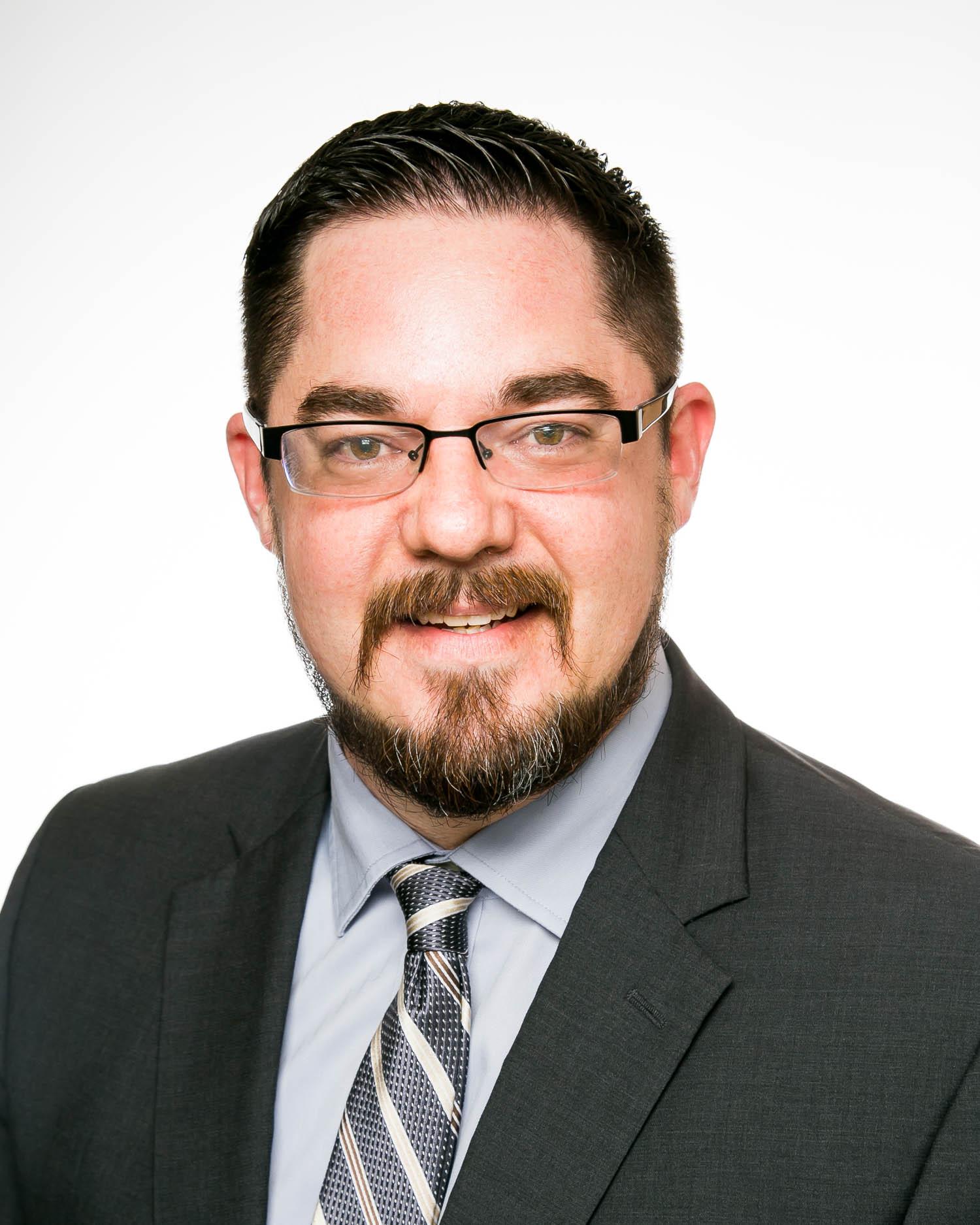 Governing Board Member Josh Judd