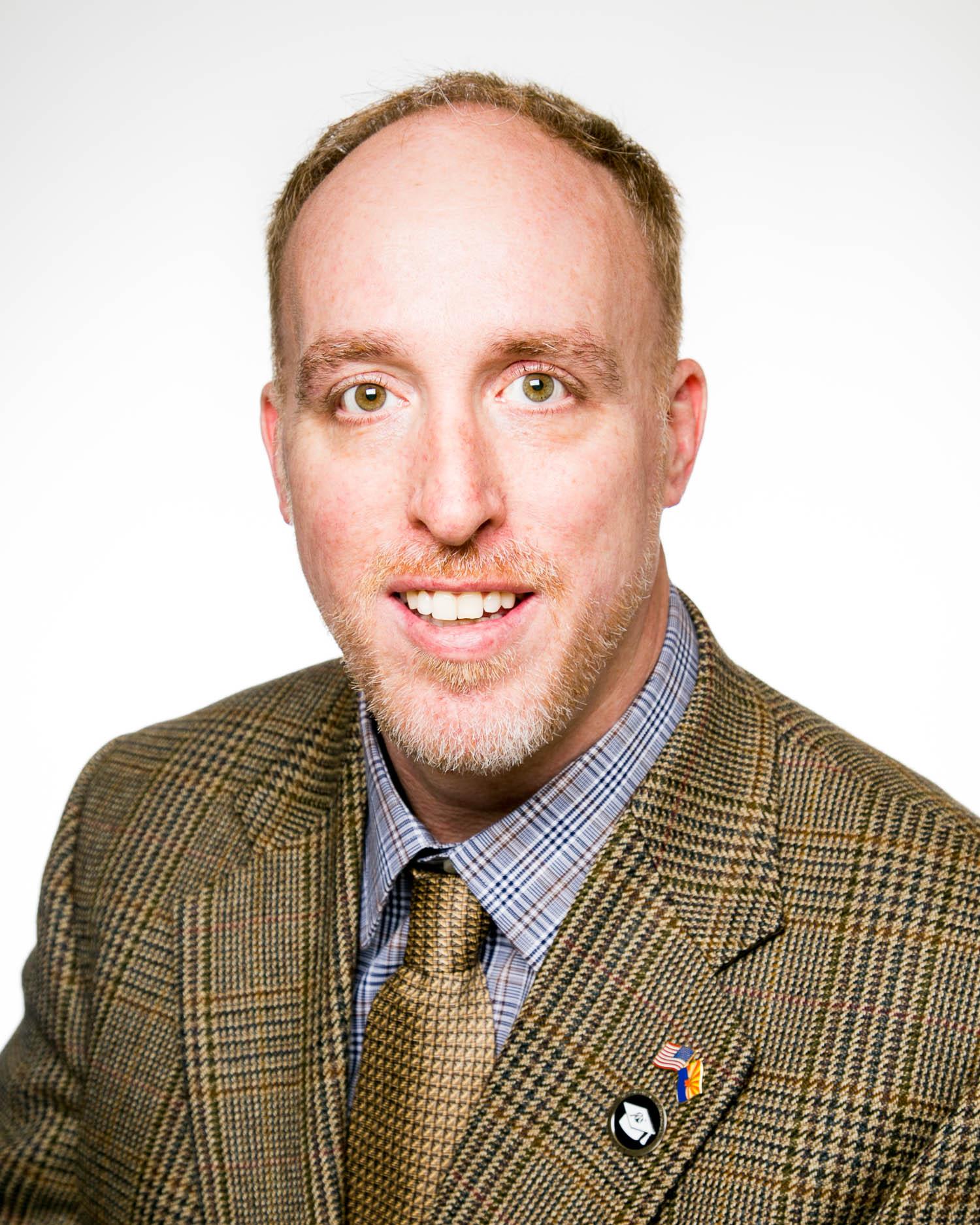 Governing Board Member Gary Miller