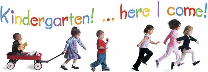 Kindergarten...here I come picture