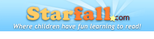 Starfall.com Where children learn to read