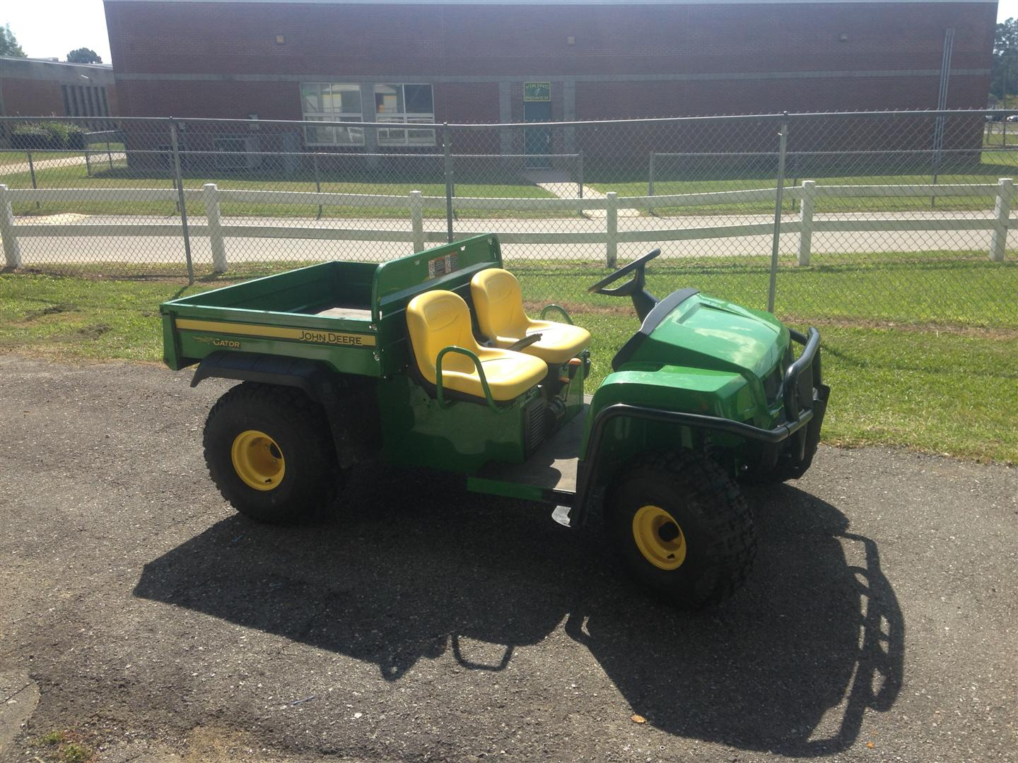 Gator Purchased by WOHS and Booster Club