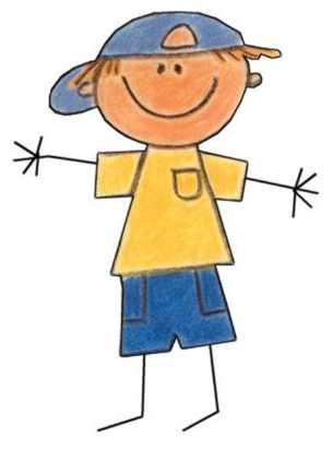 links to preschool websites - Cartoon Picture Of Child