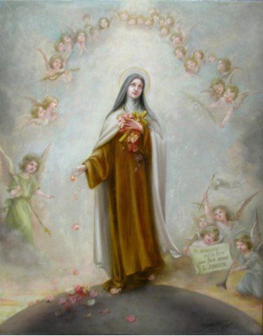 St. Therese:  The Saint