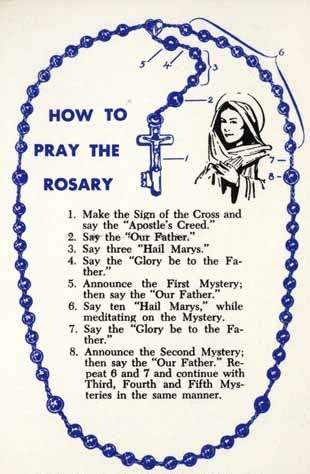 Rosary St Therese Church