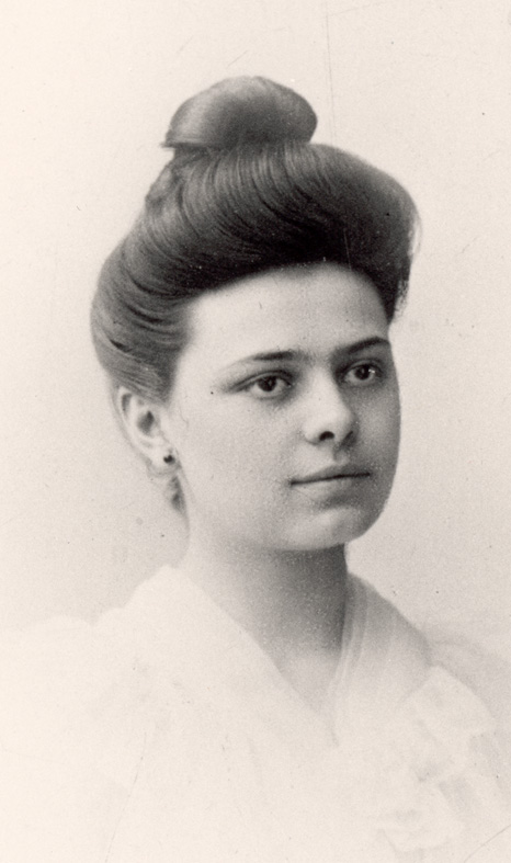 Elizabeth at the age of 20
