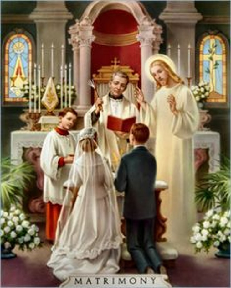 46  What Does the Bible Say About Marriage? | St  Therese Church