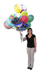Balloon Company Logo