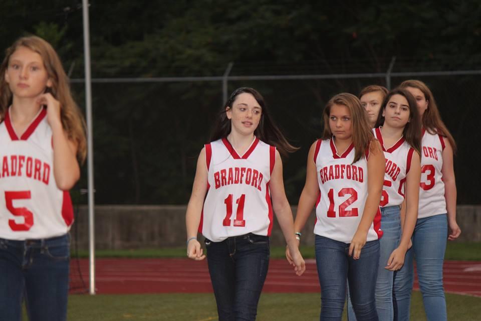 Girls Basketball (Jr. High)