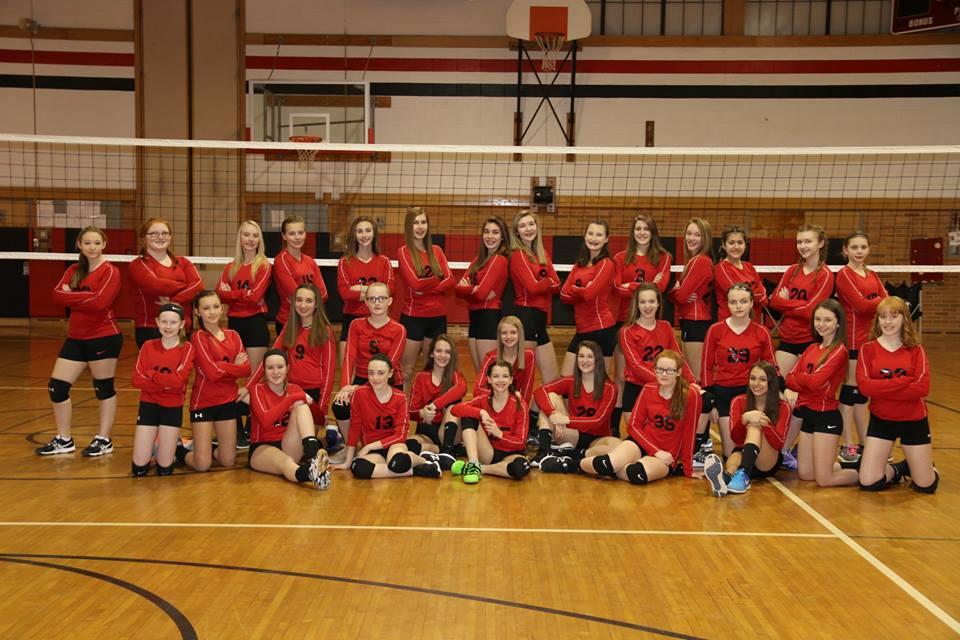 Volleyball (Jr. High)