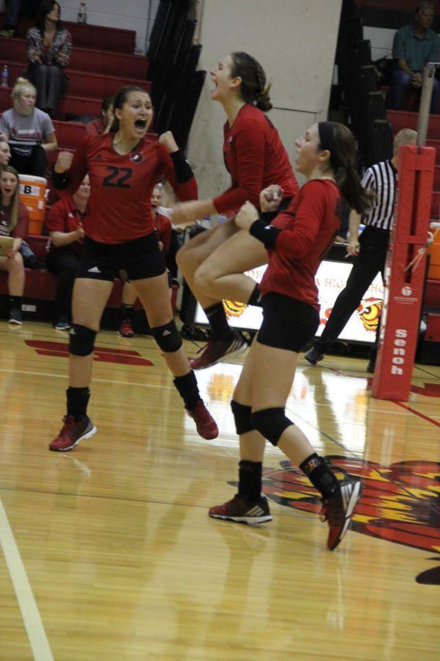 Volleyball (JV & Varsity)