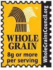 stamp of grain serving size