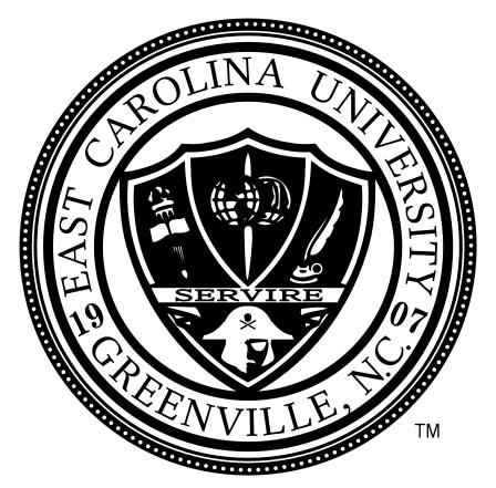 Seal of East Carolina University