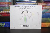 Childrens drawing -