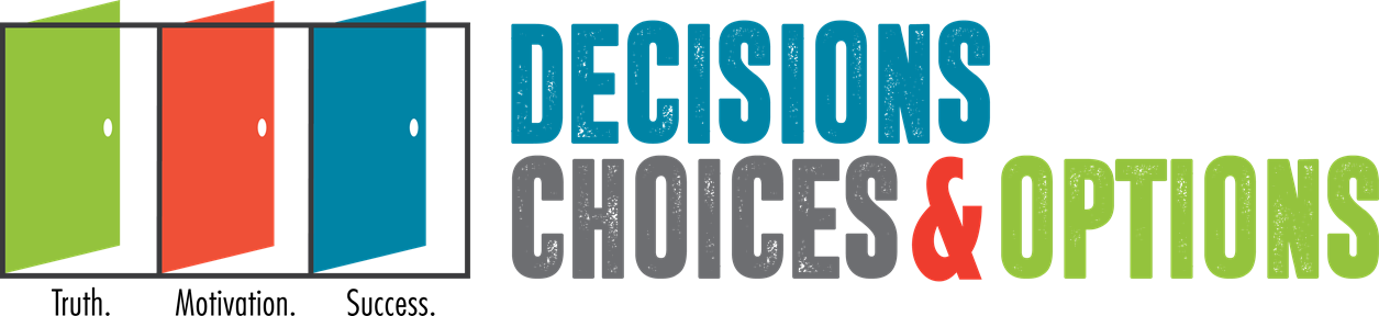 Decisions Choices and Options