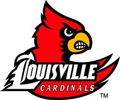 U of L logo, cardinal bird