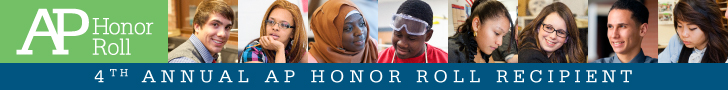 Click here for complete AP Honor Roll listing.