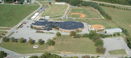 West Greene From Above