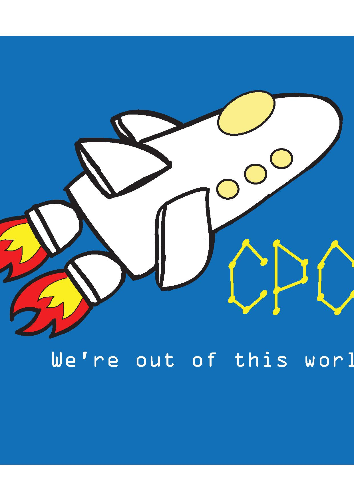 rocket with CPC