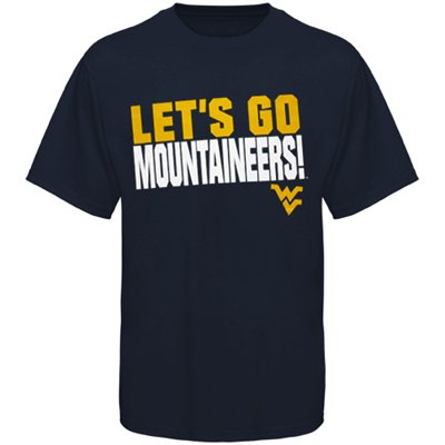 Lets go Mountaineer Tshirt