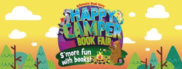 Happy Camper Book Fair