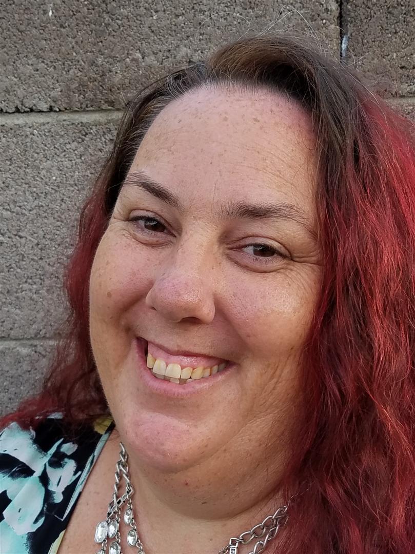 ESS Records Clerk Janelle Mason-Henagar