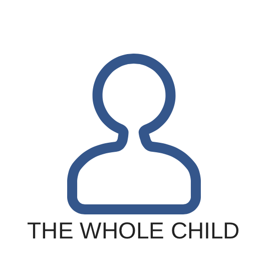 The Whole Child button