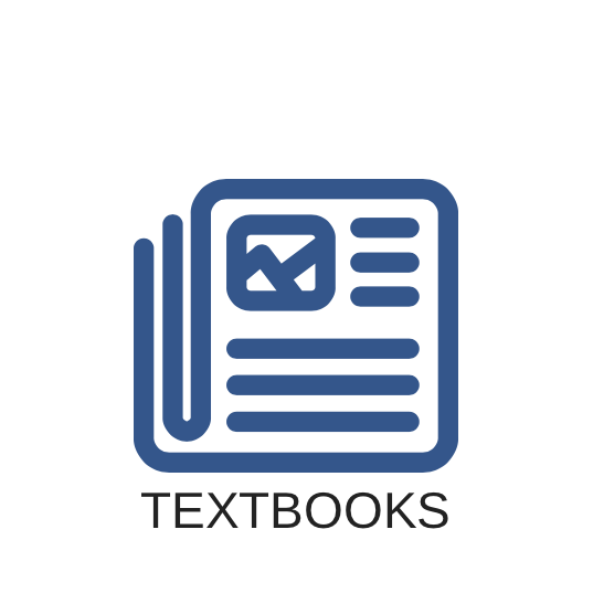 Textbooks Button