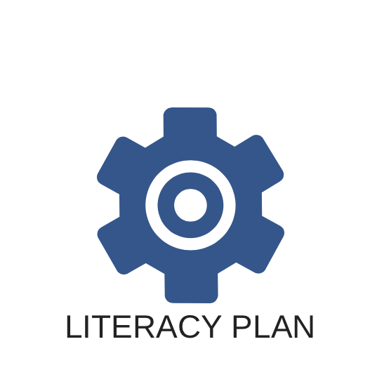 Literacy Plan Button