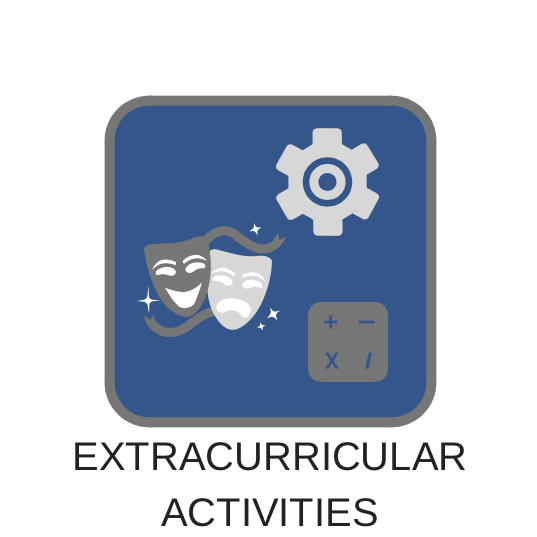 ExtraCurricular Activities Button