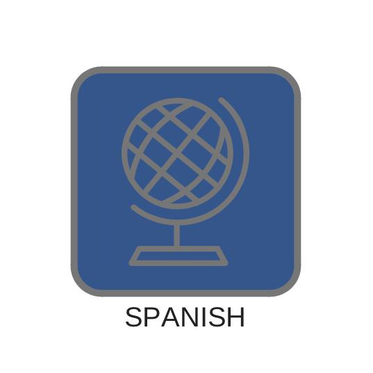 Spanish Button